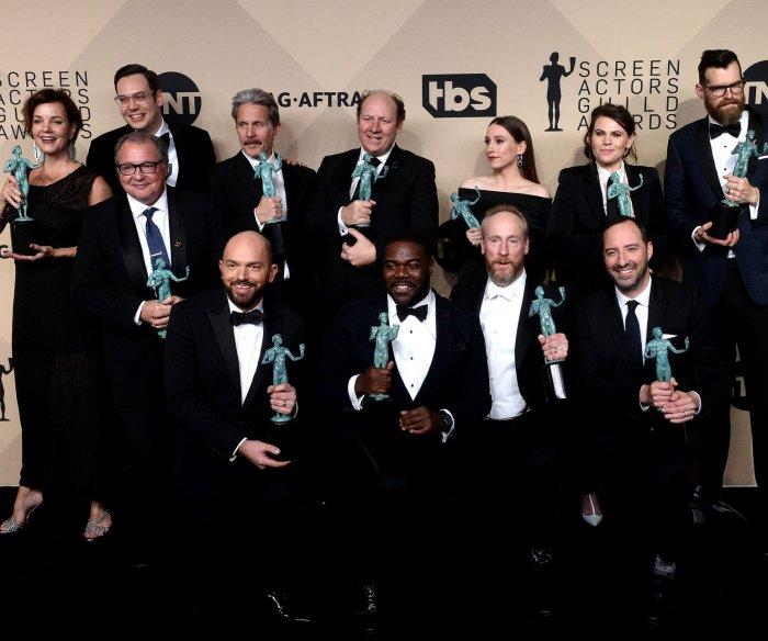 'Lies,' 'Veep,' 'This is Us,' 'Billboards' win top SAG Awards