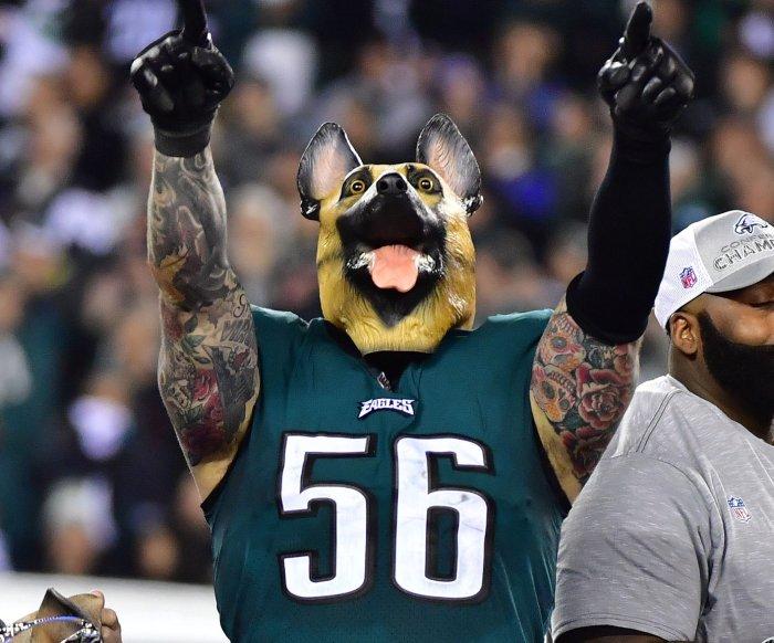 Nick Foles, Eagles embrace underdog role in Super Bowl