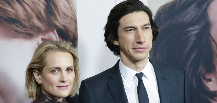 Adam Driver attends 'Marriage Story' premiere in NYC