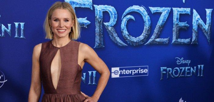 Kristen Bell, Idina Menzel attend 'Frozen II' premiere in LA