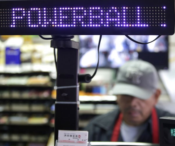 Winning Powerball numbers drawn for $435 million prize