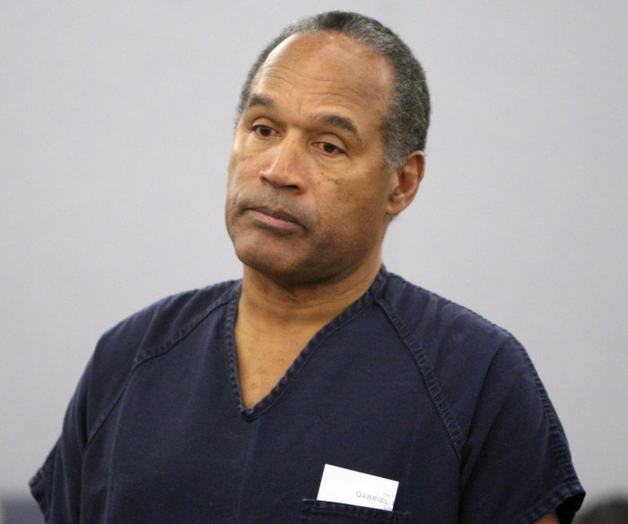O.J. up for parole after 9 years of armed robbery sentence