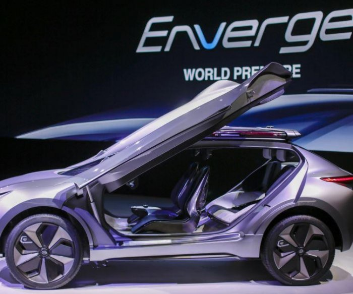 Chinese automaker plans to enter U.S. market in 2019