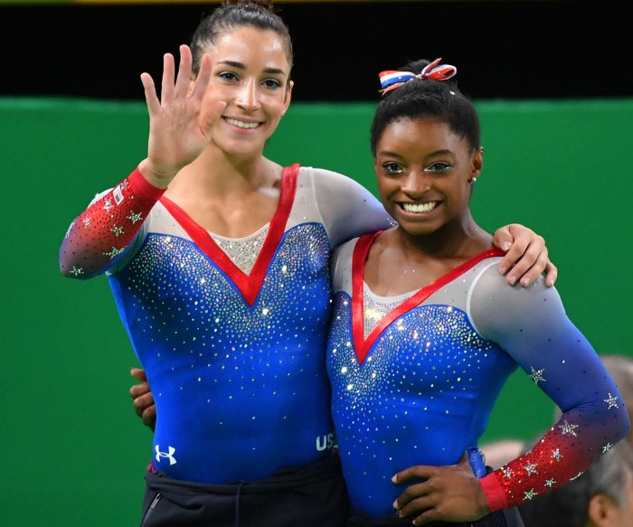 Olympic gymnast Simone Biles says she was sexually abused by Larry Nassar