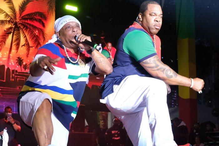 Busta Rhymes, DJ Khalid perform alongside Marley family at Kaya fest