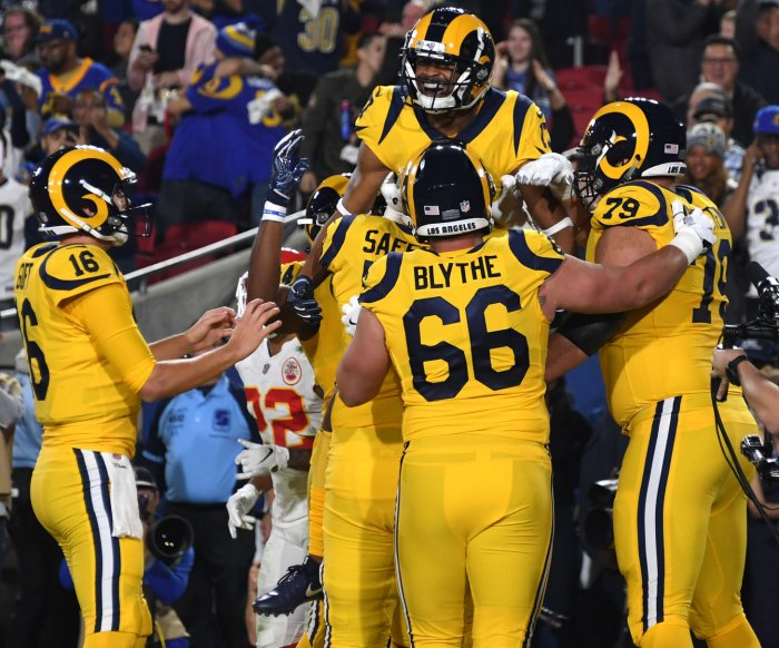 Epic 54-51 Rams-Chiefs shootout most points ever scored on MNF