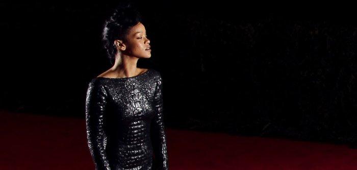 Moments from Rihanna's career