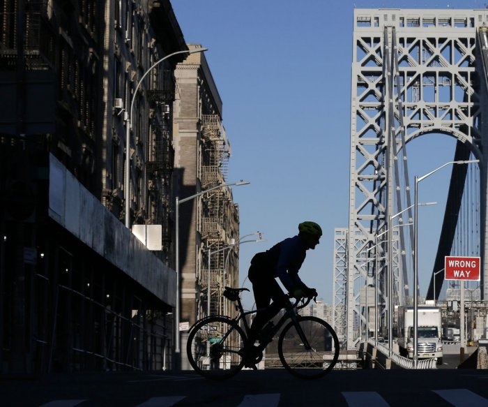 Bicycle-, gun-linked injuries rose during COVID-19 lockdowns, study finds