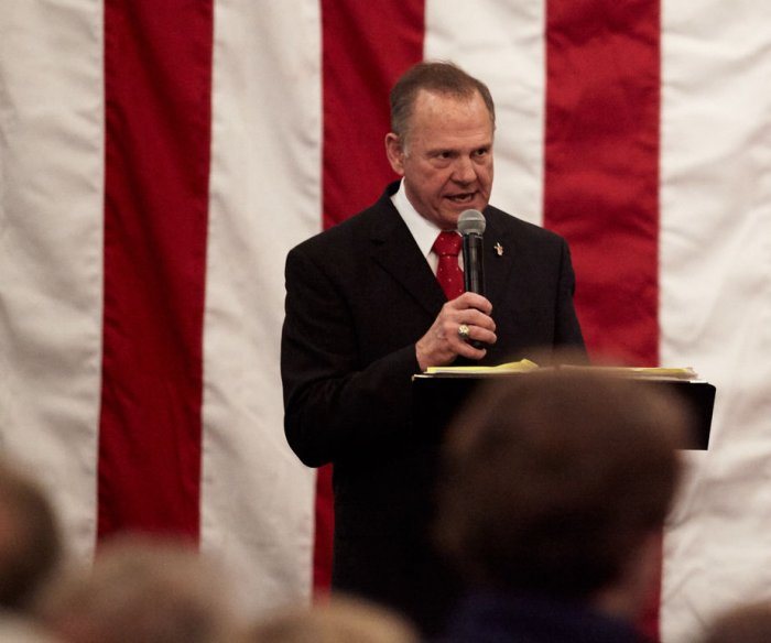 Why evangelicals are OK with voting for Roy Moore