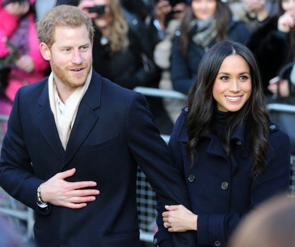 Prince Harry and Meghan Markle set a wedding date -- May 19