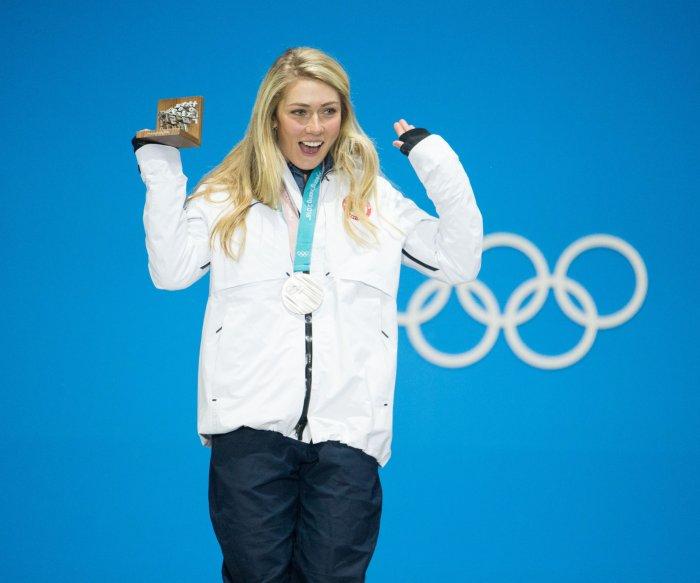 Pyeongchang medal count: Five-medal Thursday has Team USA climbing