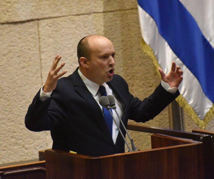 Bennett becomes Israel's prime minister, ending Natanyahu's 12-year reign