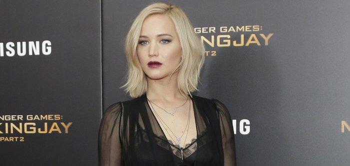 Jennifer Lawrence's 'Hunger Games' looks