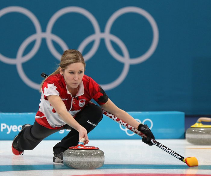 2018 Winter Olympics: Moments from curling
