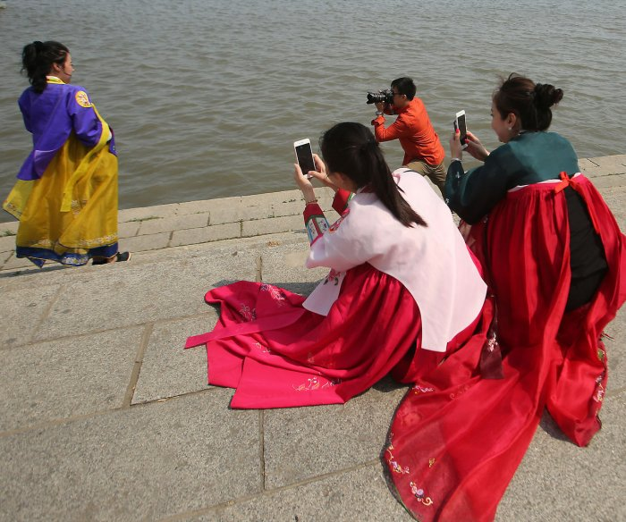 North Korea women in China trapped in sex trade