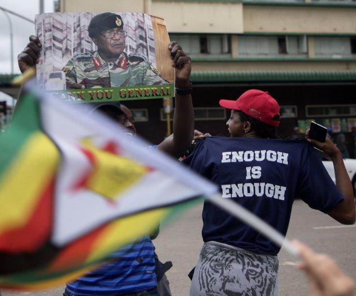 Zimbabwe: Mugabe ignores deadline to resign