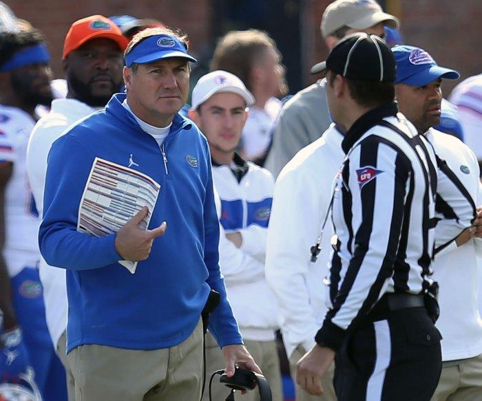 College football: Florida coach Mullen, Purdue coach Brohm test positive for COVID-19