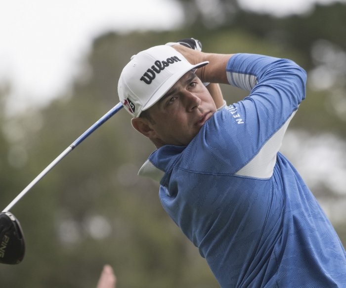 U.S. Open: Gary Woodland enters final round atop leaderboard