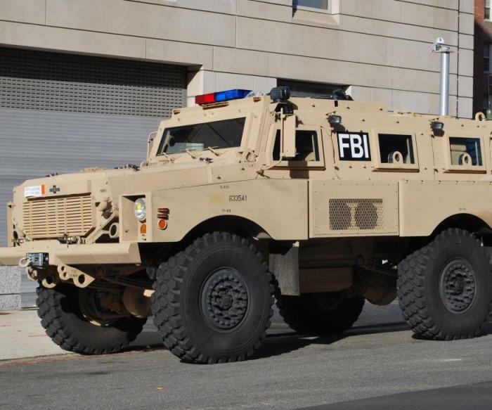 GAO: Sting operation defrauded DOD surplus program for police