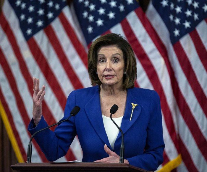 Pelosi announces House panel to oversee coronavirus response