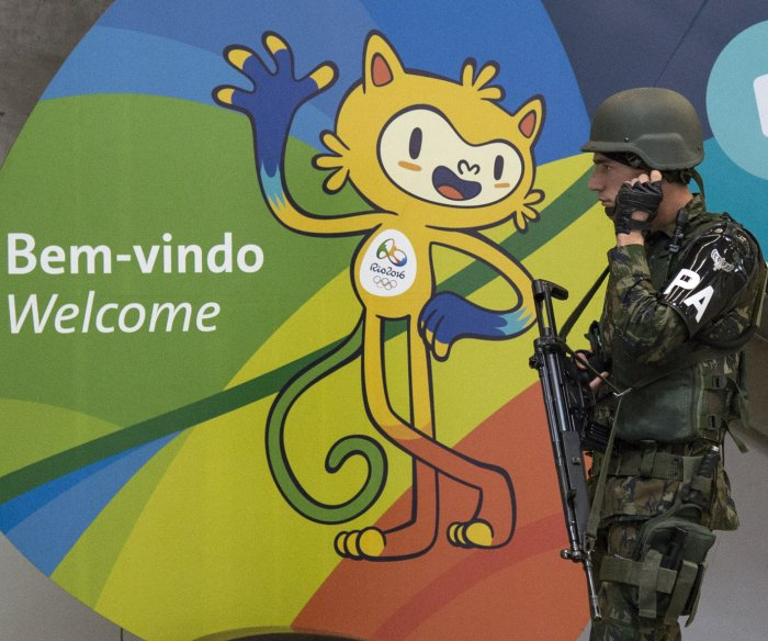 Brazil increases security presence in run-up to Rio Olympics