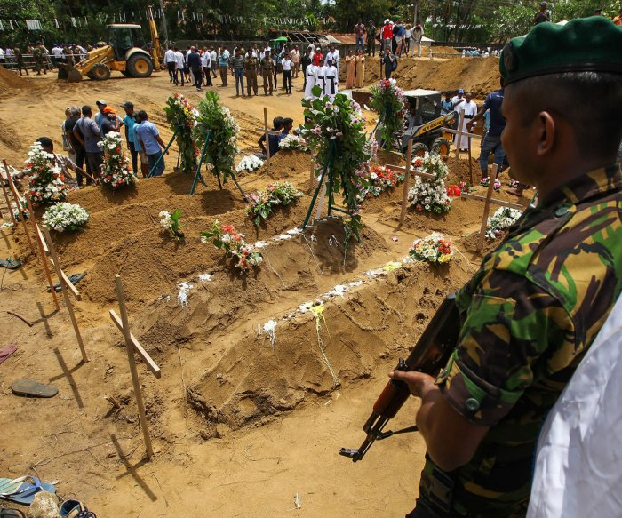 Sri Lanka: Death toll rises to 359, 45 children confirmed dead