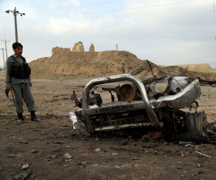 U.N. report: Pro-Afghan forces killed more civilians than Taliban and IS in 2019