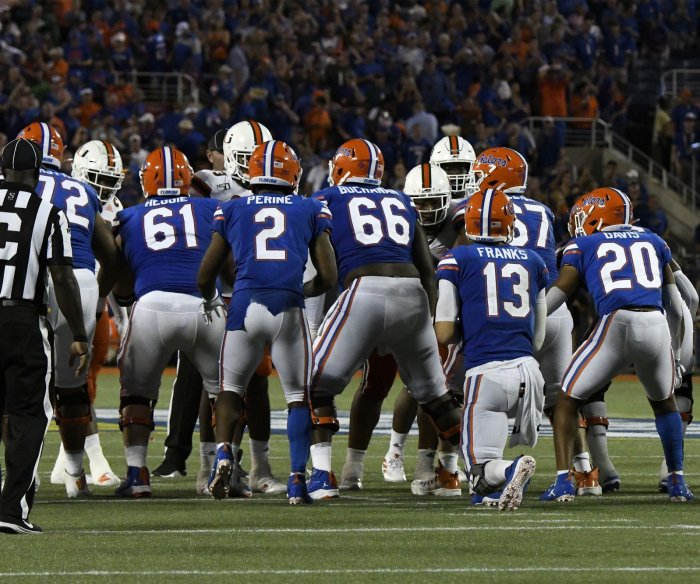U. of Florida hopes to resume football activities Monday after COVID-19 outbreak