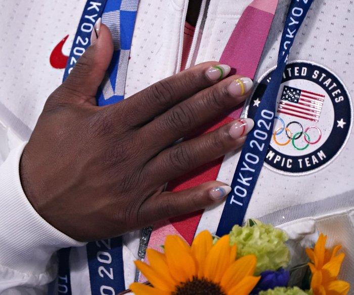 Tokyo Olympics: Moments from women's gymnastics