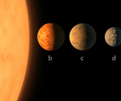 NASA: 3 Earth-size habitable planets around star discovered