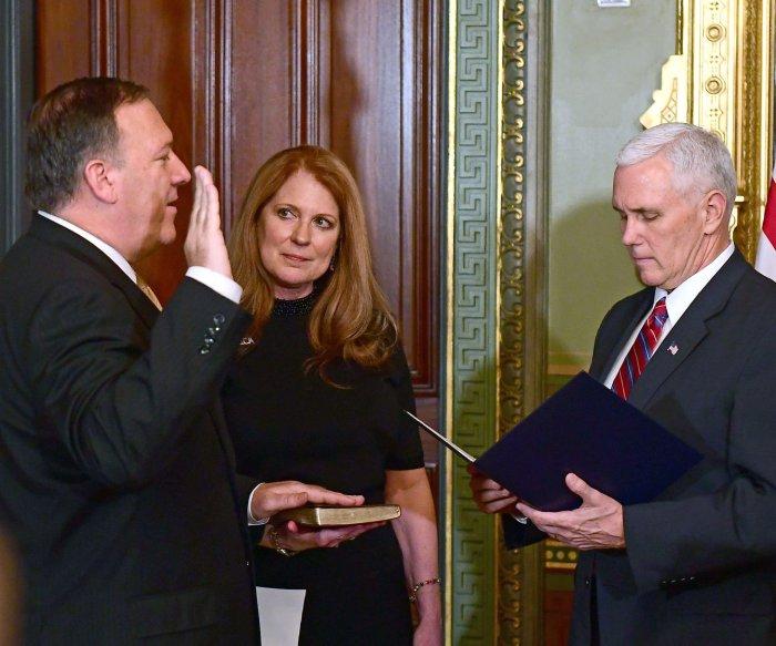 Senate confirms Mike Pompeo as CIA director
