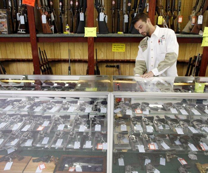 NRA suit asks California to declare gun shops 'essential businesses' amid shutdown