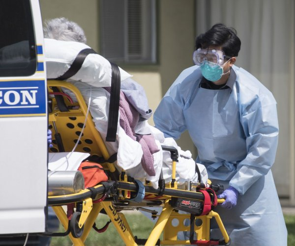 Nursing homes, assisted living COVID-19 outbreak centers in U.S.