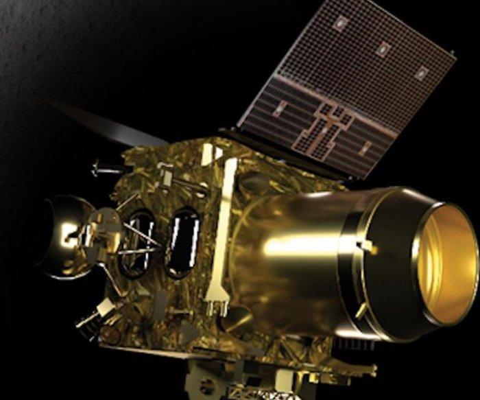 India's Chandrayaan-2 enters moon's orbit