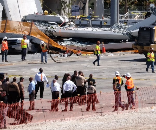 NTSB: School, state, engineers to blame for Florida bridge collapse