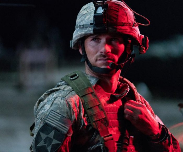 Scott Eastwood co-starred with real veterans of 'The Outpost'