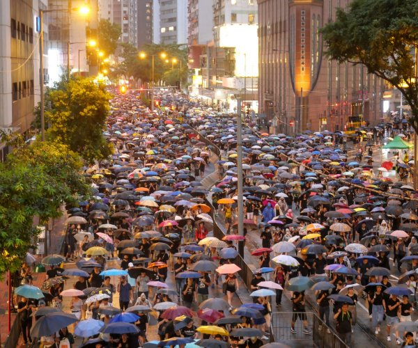Hong Kong protests will have lasting economic consequences
