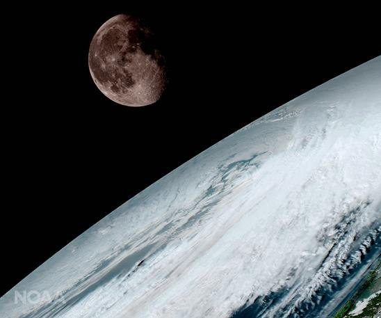 NOAA's new satellite beams back first images of Earth