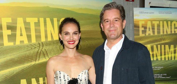 Natalie Portman attends 'Eating Animals' screening