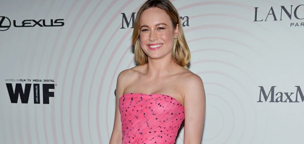 Brie Larson honored at Crystal + Lucy awards