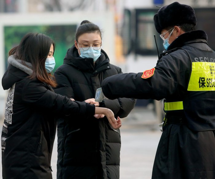 Countries confirm first COVID-19 cases; deaths slow in China