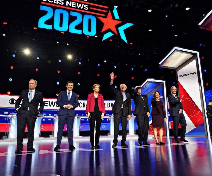 Democrats debate COVID-19, gun policy in South Carolina