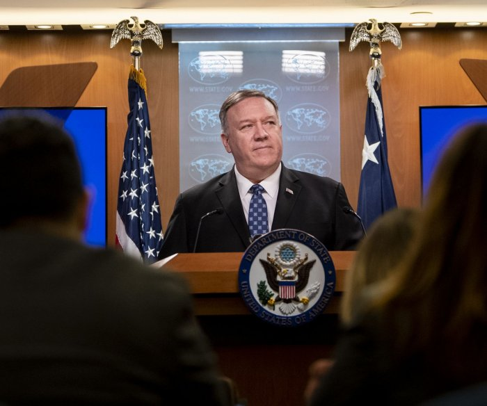 Pompeo: U.S. will sign Taliban deal if violence pact holds