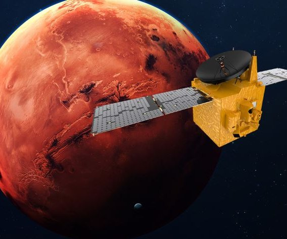 Emirates Mars launch will represent historic first for Arab world