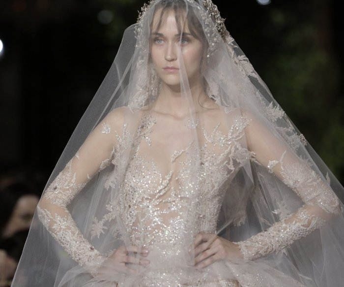 Zuhair Murad show at Paris Haute Couture Fashion Week