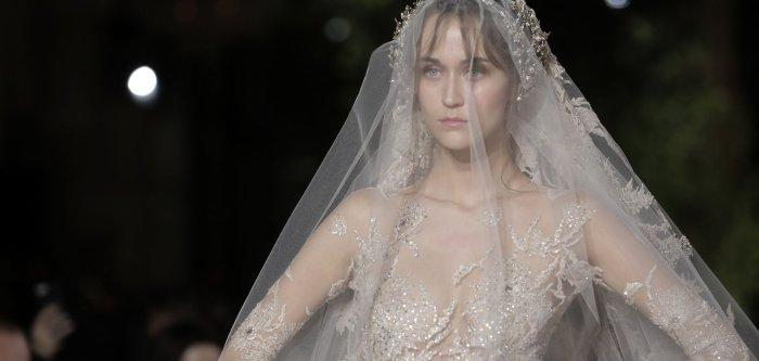 Zuhair Murad show at Paris Haute Couture Fashion Week