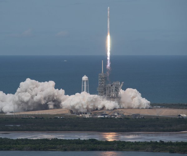 SpaceX successfully launches and lands used rocket