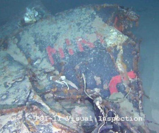 U.S. explorers, French navy find submarine missing for 51 years