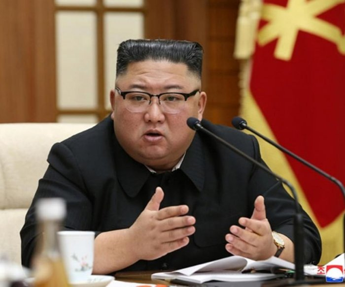 Kim Jong Un criticizes agencies amid economic, COVID-19 woes