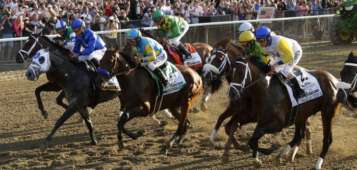Belmont Stakes in Element